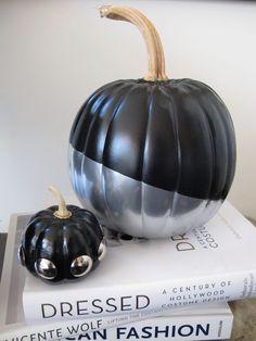 color block pumpkins by Jaimee Rose