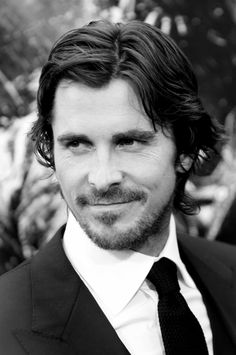 Christian Bale - Two words: He's Batman. Twelve words: He's an incredible actor who does great in every role he gets. Favorite Movie(s) - Batman Begins; Rescue Dawn