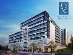 An elegant & boutique expression of excellence are coming soon, just East of Bayview and Sheppard.  Toronto condos Village Residences #Toronto #real #estate