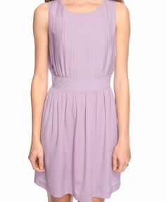 Pleated Bodice Dress | FOREVER21