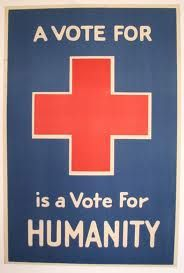 A vote for humanity