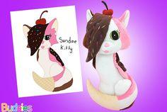 Budsies Custom Stuffed Animals from Kids Art TURN ANY DRAWING INTO A CUSTOM STUFFED ANIMAL GIFT