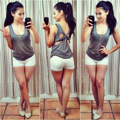 Ootd fashion:shorts