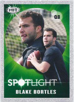 Blake Bortles (Rookie) Jacksonville Jaguars 2014 Sage Hit Spotlight Insert (Silver Parallel) card #141 Jacksonville Jaguars Football, Football Cards, Baseball Cards, Blake Bortles, Nfl, Spotlight, Sage, Silver, Salvia