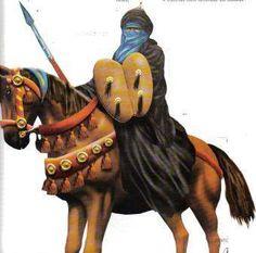 Almoravid Moor Warrior