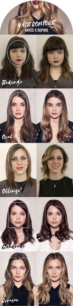 Hair Contour - Contorno dos Cabelos é Tendência em Coloração http://www.dropsdasdez.com.br/drops-beauty/hair-contour-contorno-cabelos-tendencia-em-coloracao/