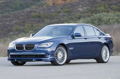 F01 Alpina-BMW B7 Bi-Turbo in Alpina Blue #FieldsBMW #FieldsAuto #BMW