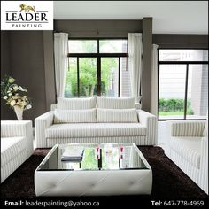 If You Are Looking For Best Residential Painting Contractors In Toronto  Area(GTA) Then Leader Painting Is The Best Solution For Your Search.