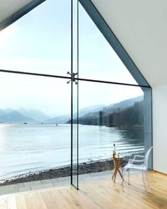 Best Ideas For Modern House Design & Architecture : – Picture : – Description Kendram – Turf House – Rural Design Architects – Isle of Skye and the Highlands and Islands of Scotland Houses Architecture, Architecture Details, Interior Architecture, Exterior Design, Interior And Exterior, Room Interior, Minimalism Living, House Goals, Windows And Doors