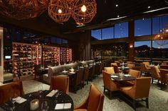MARIPOSA  Latin inspired Grill. Lovely dining room/awesome views inside and on the patio. Excellent food!!