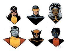 "The Uncanny X-Men - Evan ""Doc"" Shaner"