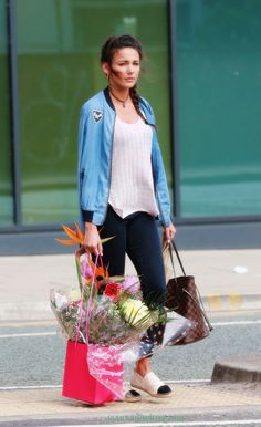 Michelle-Keegan-in-tights-hotel-in-Manchester-June-2016 Manchester Hotels, Michelle Keegan, Tights, June, Hollywood, Celebs, Actresses, Skirts, Navy Tights