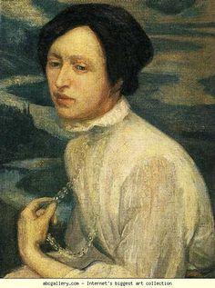 Diego Rivera. Portrait of Angelina Beloff.