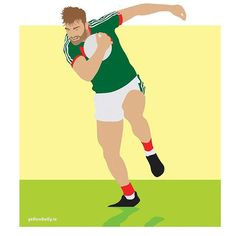 Hard to believe we wont see Mayo for the rest of the championship. No more barrelling runs from Aidan OShea The Championship, Coaching, Rest, Football, Running, Sports, Training, Racing, Hs Sports