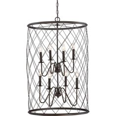 Buy the Quoizel Palladian Bronze Direct. Shop for the Quoizel Palladian Bronze Dury 8 Light Wide Chandelier and save. Living Room Lighting Tips, Foyer Lighting, Flush Mount Lighting, Quoizel Lighting, House Lighting, Bronze Pendant Light, Pendant Light Fixtures, Pendant Lighting, Kitchen Chandelier