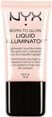 """Nyx Cosmetics Born to Glow Liquid Illuminator """