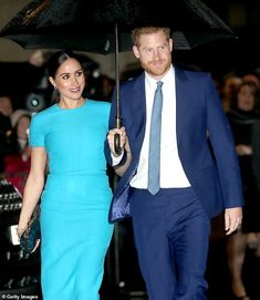 Meghan Markle is 'shocked' that people think she is wading into politics | Daily Mail Online