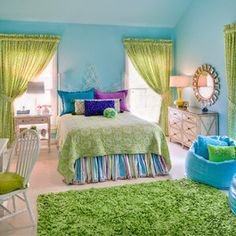 Girls Bedroom Design Ideas, Pictures, Remodel, and Decor - page 2