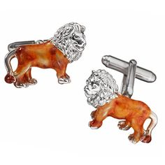 The King of Fierce Style Whether your inner-lion is wild, powerful or both, you'll let others know with these fantastic men's accessories. Now, put them on and go prowling! - Crafted from premium 925
