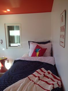 Red... Comforters, Blanket, Bed, Furniture, Home Decor, Creature Comforts, Quilts, Decoration Home, Stream Bed
