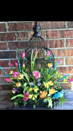 Check out best Spring and Easter decorating ideas. Spring decor ideas for home are all about bringing in exciting colors. Read for Spring/Easter decor. Spring Flower Arrangements, Floral Centerpieces, Floral Arrangements, Easter Centerpiece, Wedding Centerpieces, Fake Flowers, Diy Flowers, Spring Flowers, Flower Diy