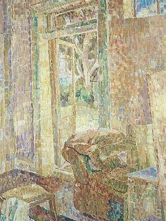 Door into the garden, 1947 - Grace Cossington Smith - WikiArt.org