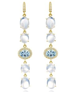 Moonstone jewelry will soon be prominently worn by who claim moonstone as their June birthstone. This tip covers how to clean moonstone jewelry Amber Jewelry, Silver Jewelry, Homemade Jewelry Cleaner, The Violet, Clean Gold Jewelry, Moonstone Jewelry, Drop Earrings, Aquamarine Earrings, Wing Earrings