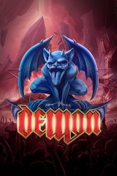 The Demon online slot features an evil rock band type of theme based on the real English metal band Demon with all of the imagery and symbolism that you might expect from such a motif. A value-packed free spins mode with easy ways to add on spins is available, and it gives multipliers worth as much as 8x as well on top of other features. Metal Bands, Rock Bands, Types Of Themes, Online Casino Games, Free Slots, New Zealand, English, Easy
