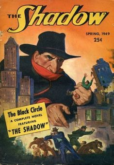 The Shadow, Spring 1949