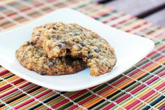 Crispy Crunch Chocolate Chip Cookies: A seriously awesome cookie that pretty much comes out perfectly every time. They're chewy, they're crispy, they're buttery, they're chocolatey…they're pretty much heaven.