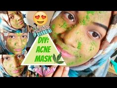 DIY: Organic Ayurveda Acne & Blemish Mask | Fights Aging/Uneven Tone/ Suitable for All Skin Types - YouTube
