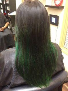 Haircut & Green Ombre Haircolor | Yelp #ayladavis #ayla #willowglen #95125 #sanjose #408 #bayarea #salon #hairsalon #solasalon #solasalons #solasalonstudios #solasalonwillowglen #solasalonswillowglen #hair #hairstyle #hairstylist #hairdresser #beautician #cosmetologist #style #stylist #haircut #haircolor #ombre #greenhair