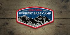 Everest Base Camp Patch available from Expedition Collectibles