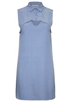 Prachtig #blouse #jurkje in #lavendel van American Retro @ Zalando