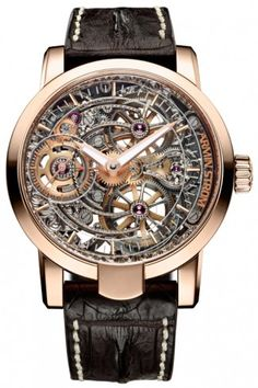 ARM09-S One Week Skeleton Collection Mechanical Skeleton Watch For Men