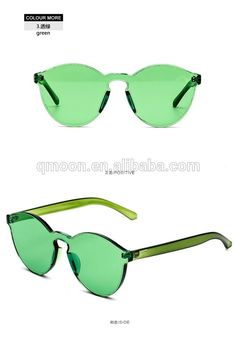 very popular design candy color red sunglasses new model goggles