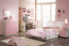 Teens Bedroom: Cool Room Ideas For Teenage Girls, Cool Colorful Modish Girls Bedroom Decorating Ideas For Teenage Girls