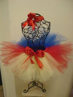 Snow White costume tutu