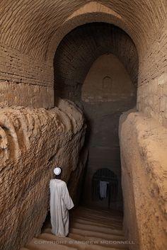 The Hidden Beauty Of El-bijrawia Pyramids In Meroe Sudan
