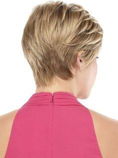 Pretty Short Hairstyles for Thin Hair-2