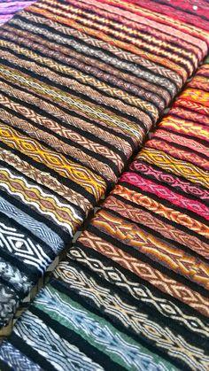 pulseras de telar egipcio 100% handmade from colombia