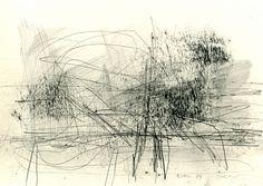 Gerhard Richter Drawing