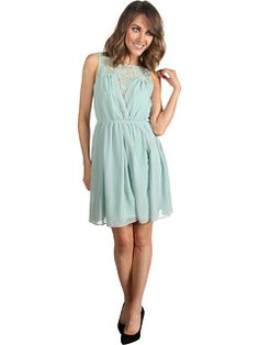 Gabriella Rocha Rue Chiffon Dress