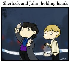 ...And that, Johnlock fans, is as far as their relationship goes.<--- Repinned for this comment.