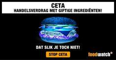 Teken nu voor een referendum over CETA