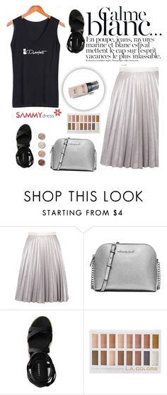 """Sammydress 38/2"" by sabinakopic ❤ liked on Polyvore featuring Antipodium, Bensimon, MICHAEL Michael Kors, Canvas by Lands' End, Terre Mère, sammydress and lovesammy"