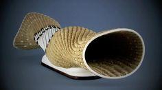 Hybrid Basketry: interweaving digital practice within contemporary craft by Amit Zoran.