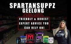 Have you been into our @spartansuppz Geeing Retail store?  If you live in the area drop in have a chat try some free samples and see the Massive range of supplements we have on offer!  #fitness #fit #fitspo #geelong #supplements #gains #grow #gym #motivation #inspire #victoria #ehplabs #ON #squat #bench #deadlift #local #free #supps