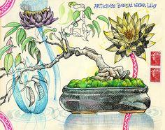 Tommy Kane's Art Blog: Bonsai