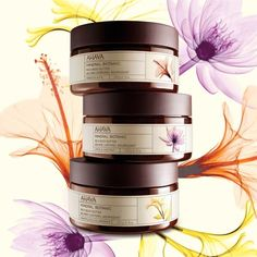 Mineral botanic body butter